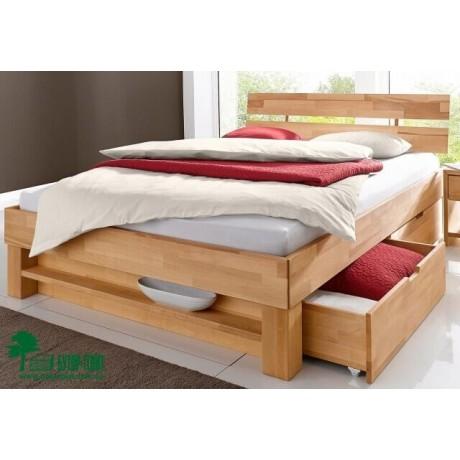 Дерев`яне Ліжко Sofi
