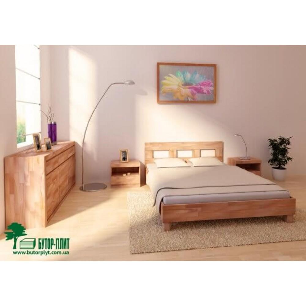 Дерев`яне Ліжко C370