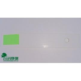 Крайка Polkemic PVC Біла 50S 22x0,6