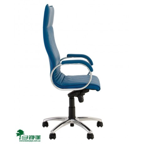 Крісло ALLEGRO steel AL68
