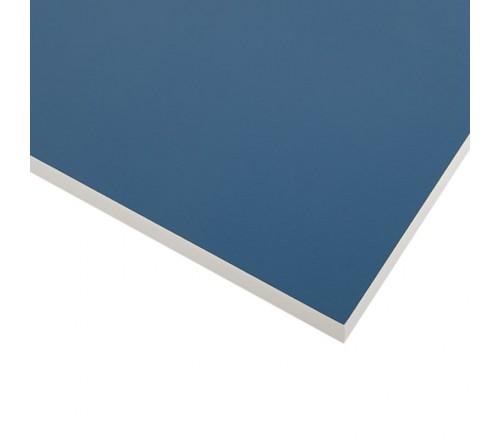 Компакт-плита FUNDERMAX HPL 0023 FH Ламар POP ART Lamar 4100x610x12 (Біле ядро)