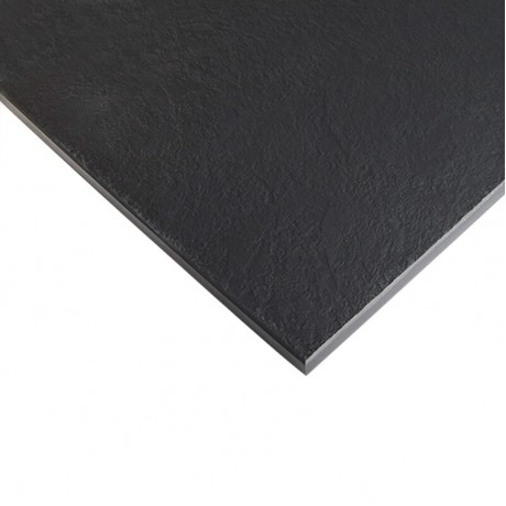 Компакт-плита FUNDERMAX HPL 0080 SX Чорний SAXUM Black 4100x640x12 Black (чорне ядро)