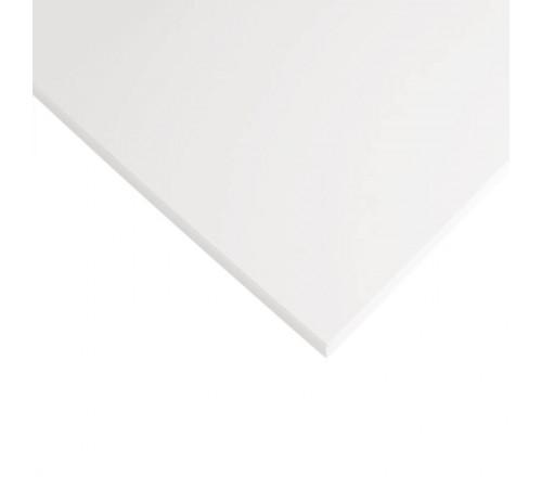 Компакт-плита FUNDERMAX HPL 0085 FH Білий POP ART White 4100x610x12 (біле ядро)
