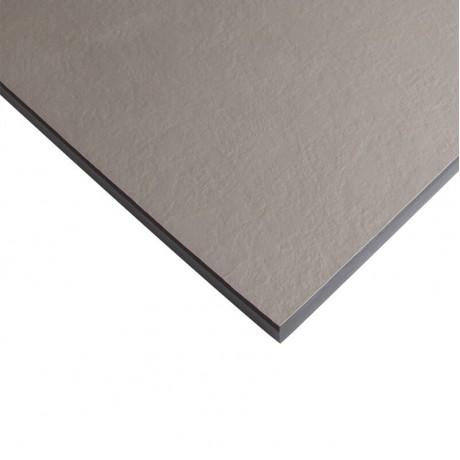 Компакт-плита FUNDERMAX HPL 0755 SX Теплий темно-сірий SAXUM Warm Grey-Dark 4100x640x12 (чорне ядро)