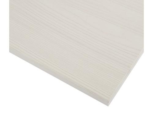 Компакт-плита FUNDERMAX HPL 0814 FH Канто FINE HAMMER Canto 4100x610x12 (біле ядро)
