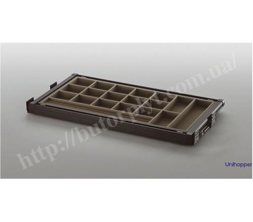Багатофункціональний кошик для зберігання (оксамитова оббивка)